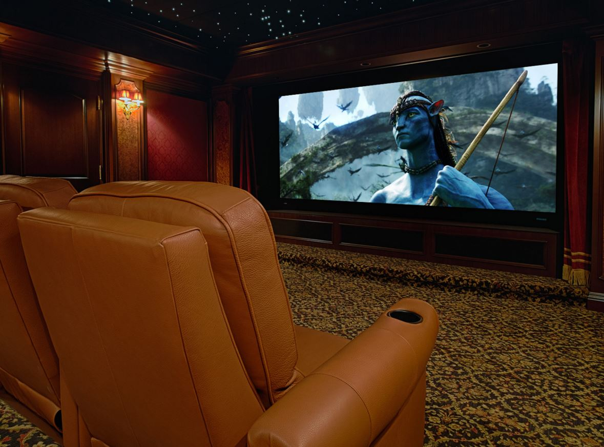 The Best Home Theater for Your Westchester Home